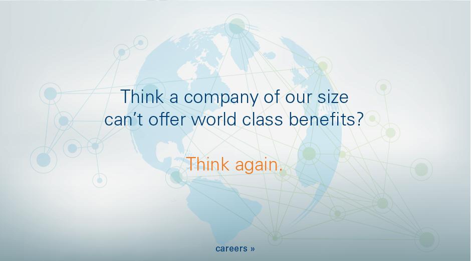 World Class Benefits