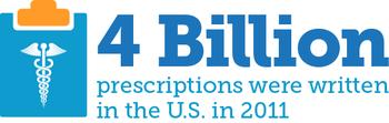 4 Billion Prescriptions
