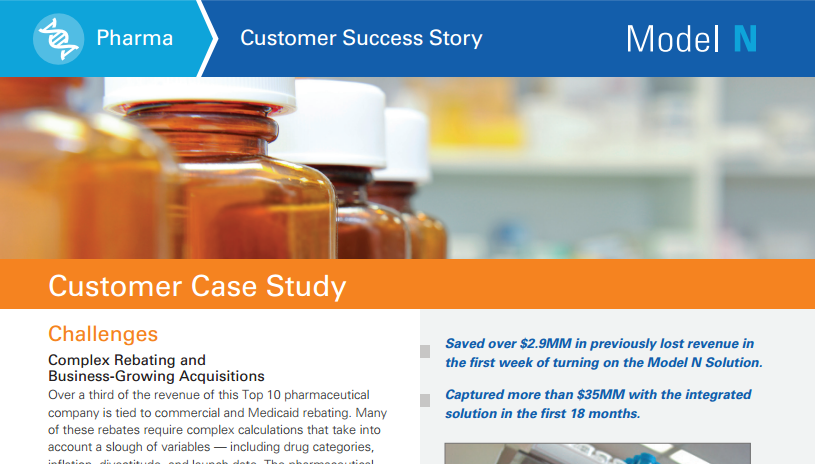 pfizer case study Amber road's trade import enables pfizer to centralize its catalog of products in a single online repository that generates an audit trail of all import transactions.