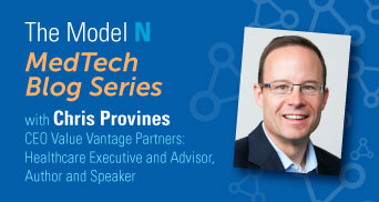 MedTech Blog Series Chris Provines
