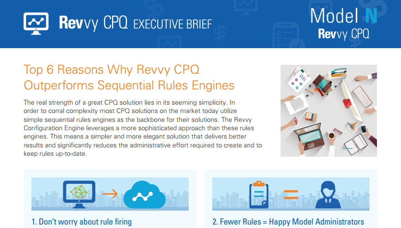 Top 6 reasons why model n cpq outperforms sequential rules engines top 6 reasons why model n cpq outperforms sequential rules engines executive brief malvernweather Images