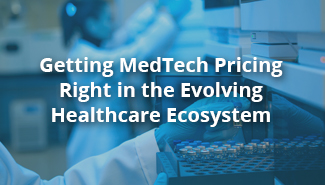 Getting MedTech Pricing