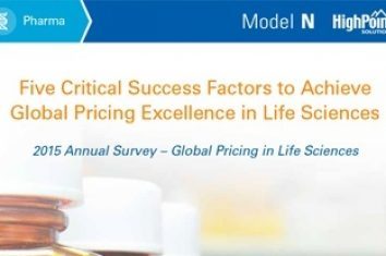 Model N Annual Global Pricing Survey Identifies Five Critical Success Factors to Achieve Global Price Excellence