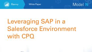 Leveraging SAP