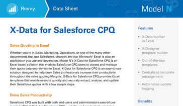 xdata_for_salesforce