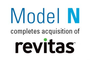 Model N Completes Acquisition of Revitas, Inc.
