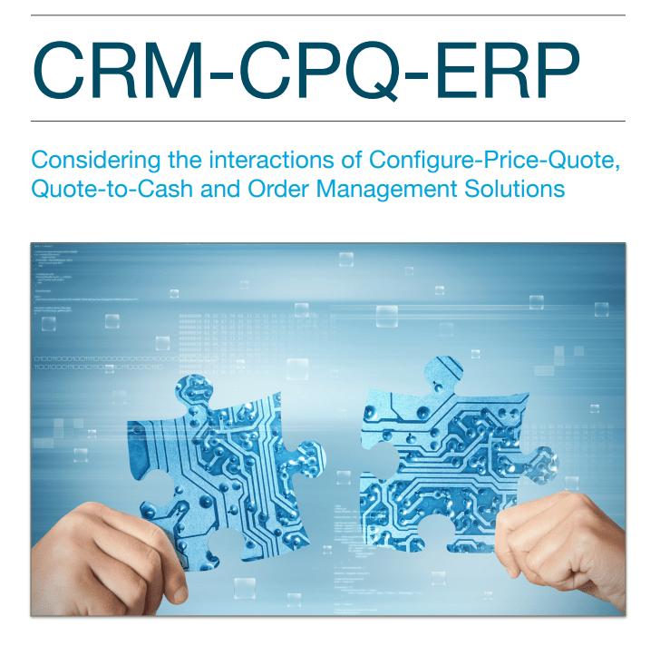 Quote To Cash Pleasing Considering The Interactions Of Configurepricequote Quoteto