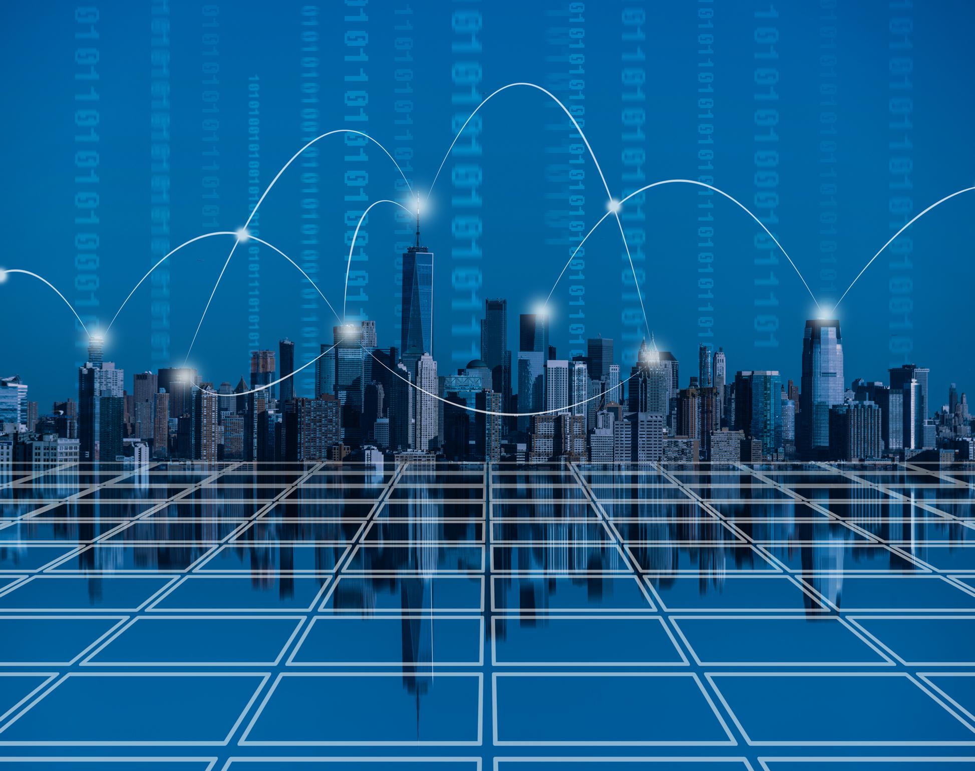 Digital City of Manhattan