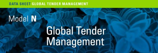 Global Tender Management
