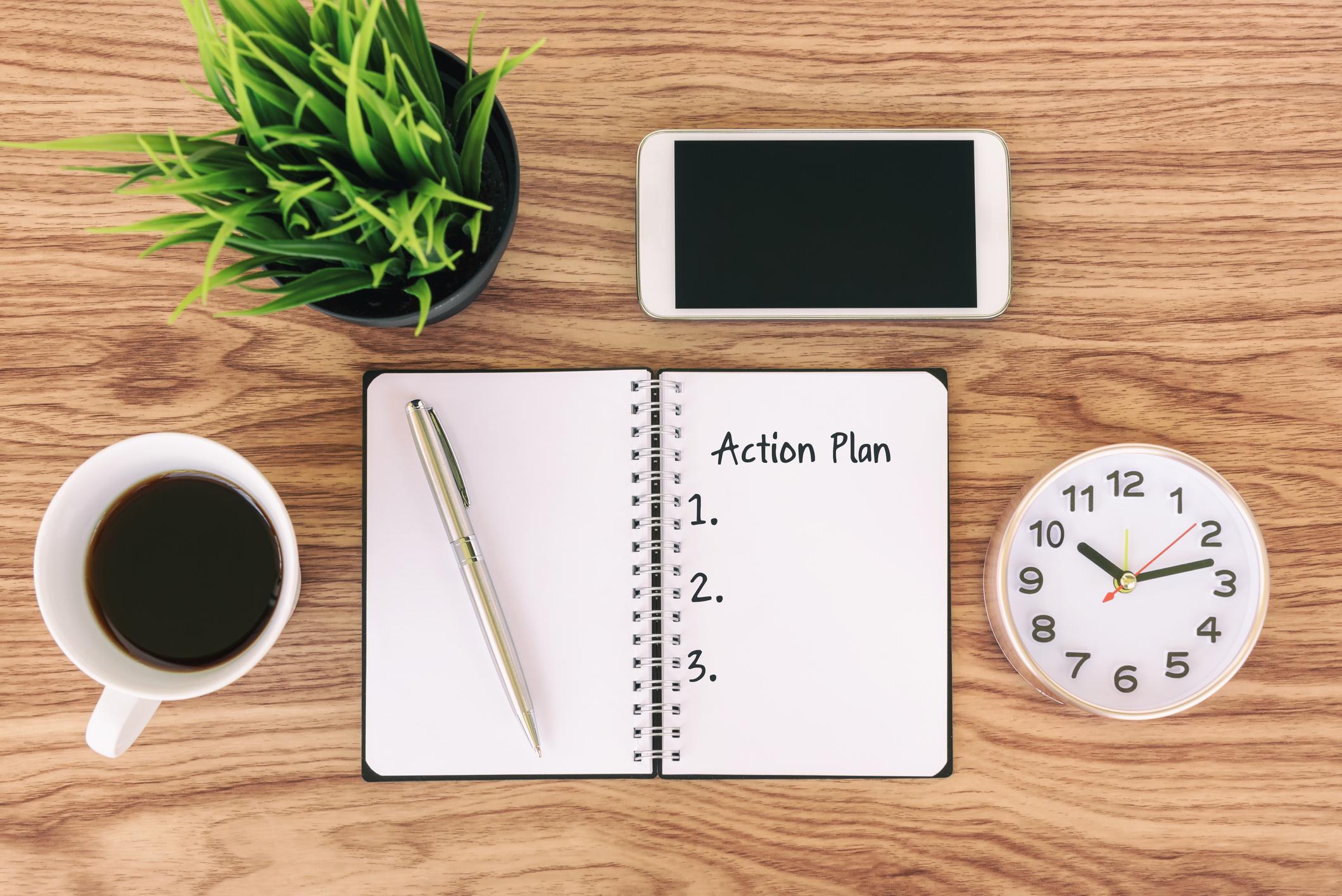 Action Plan List