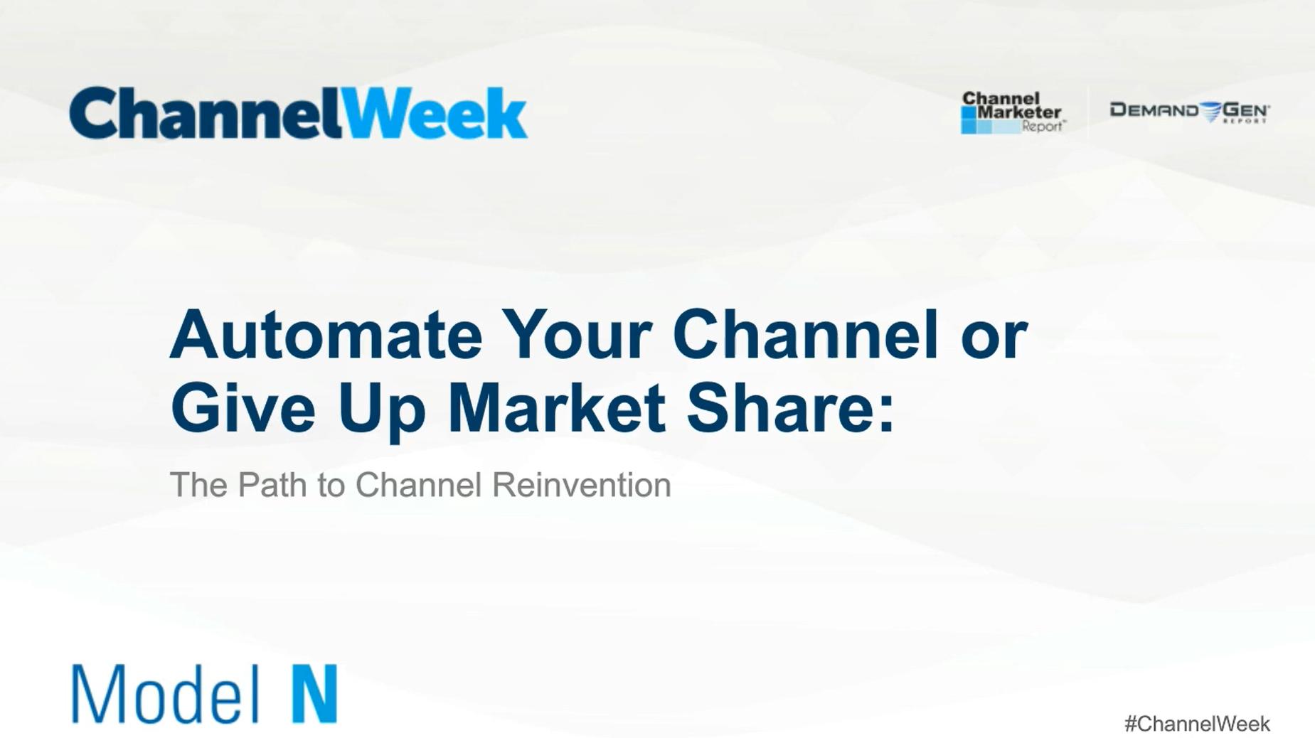 channel-week