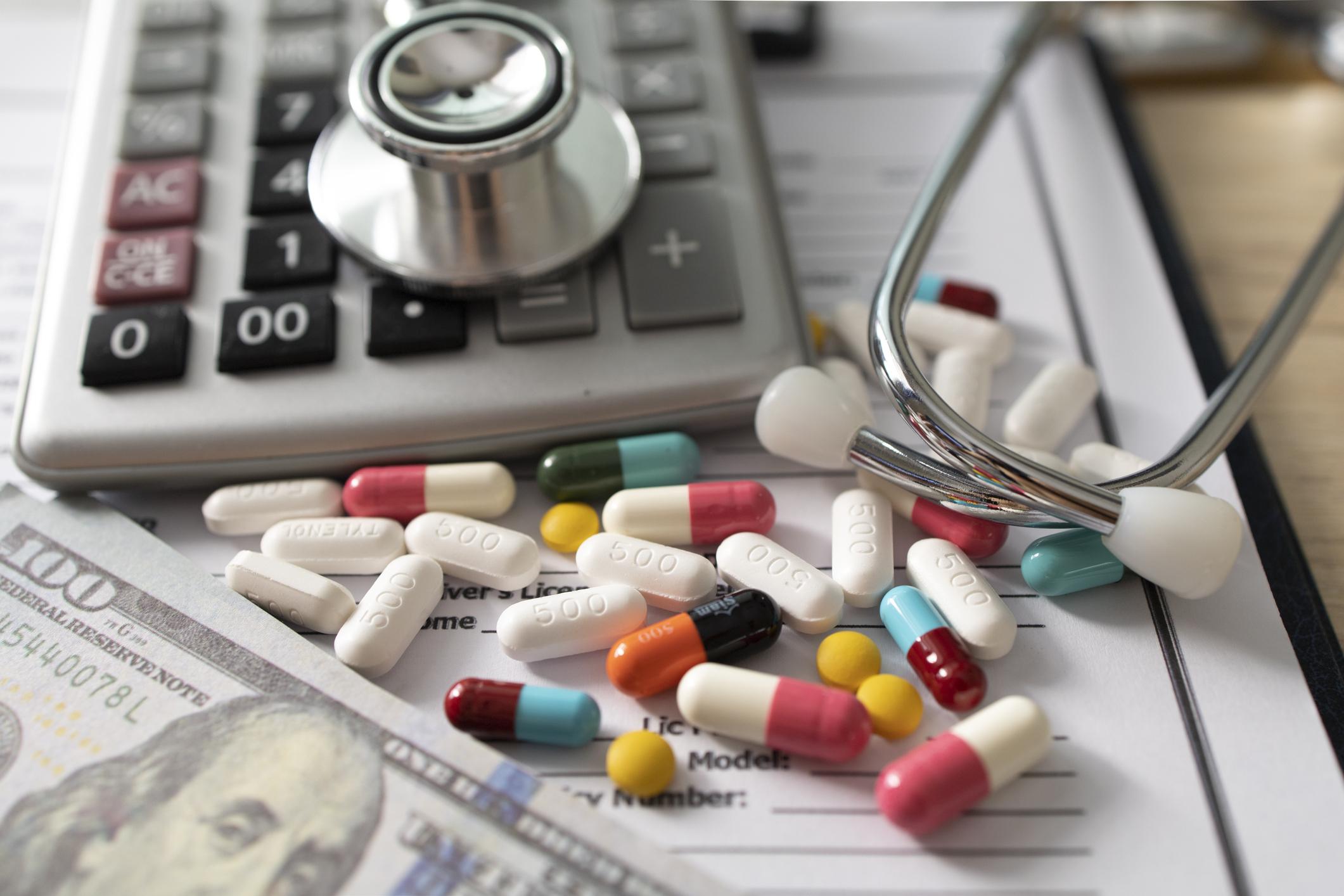 Medical expenses,Medicine cost